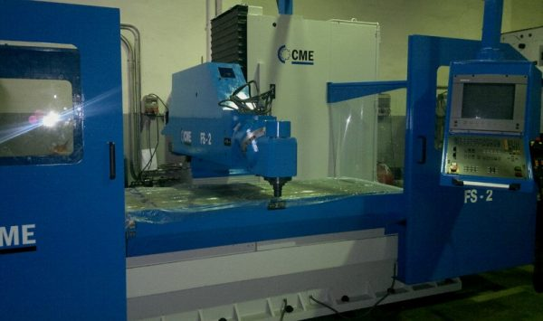 CME FS-2 Bed Mill 1 1