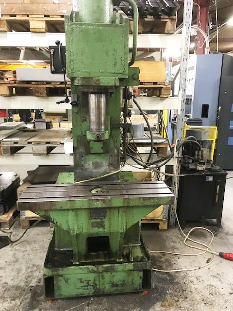 Hydraulic Press 1 hydraulisk presser 50 tons.shvdk