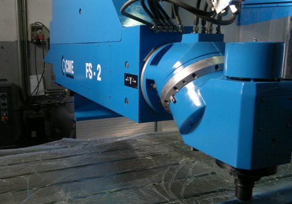 CME FS-2 Bed Mill 2 1