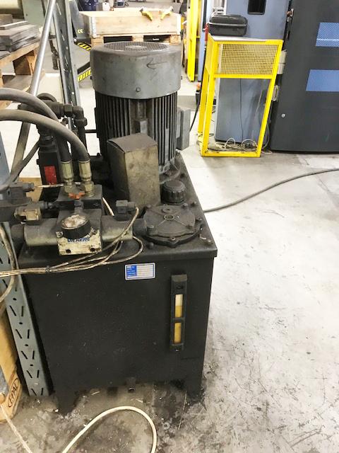 Hydraulic Press 2 hydraulisk presser 50 tons.shvdk
