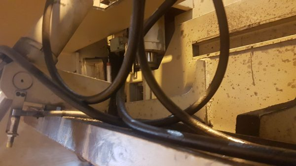 BAYKAL HNC 3100x25 Hydraulic Plate Shears 20 202 BAYKAL 10