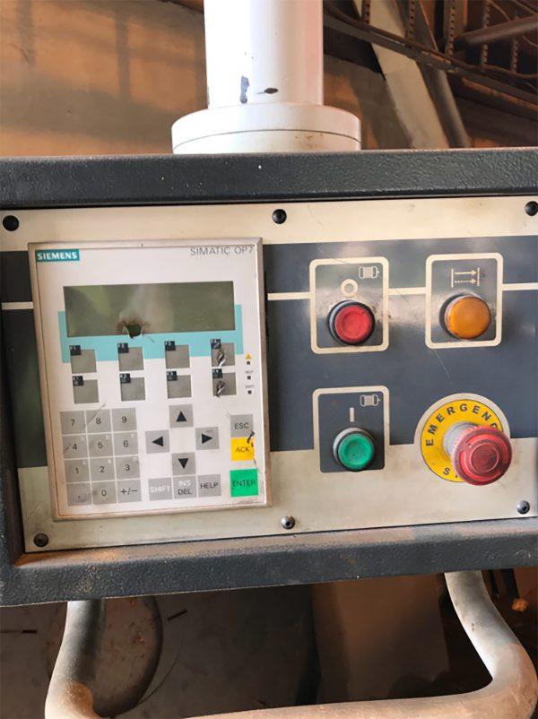 BAYKAL HNC 3100x25 Hydraulic Plate Shears 20 202 BAYKAL 3 scaled 1