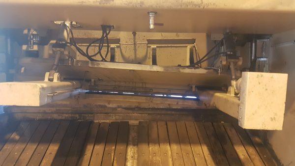 BAYKAL HNC 3100x25 Hydraulic Plate Shears 20 202 BAYKAL 7