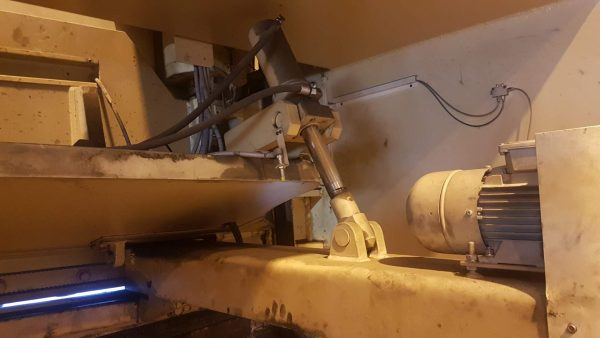 BAYKAL HNC 3100x25 Hydraulic Plate Shears 20 202 BAYKAL 8