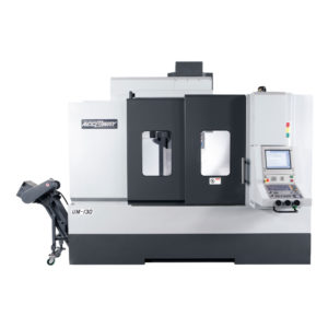 Accuway UM-130 CNC Bearbejdningscenter