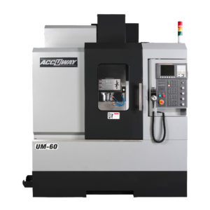 Accuway UM-60 CNC Bearbejdningscenter
