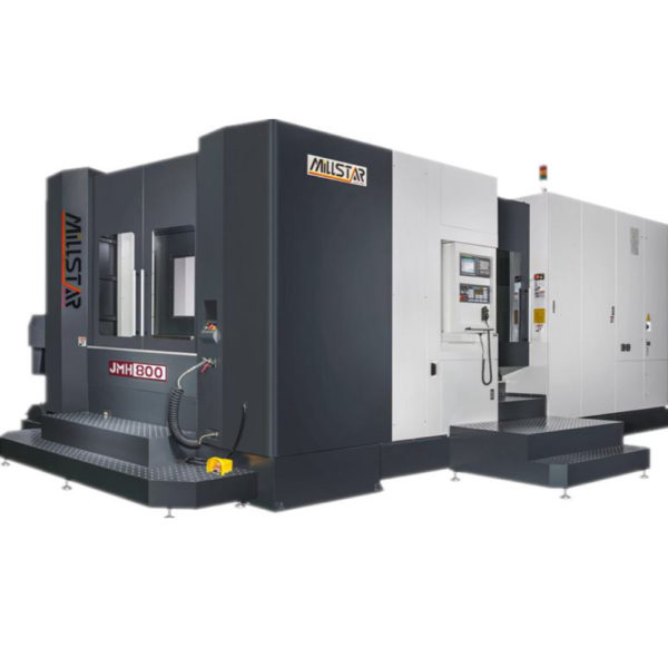 Millstar JMH-800 og Millstar JMH-1000 CNC Bearbejdningscentre