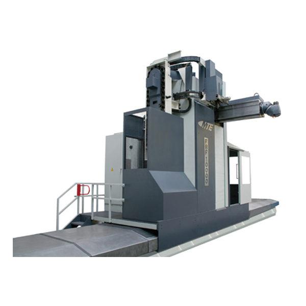 MTE FBF-M CNC Bedfræser