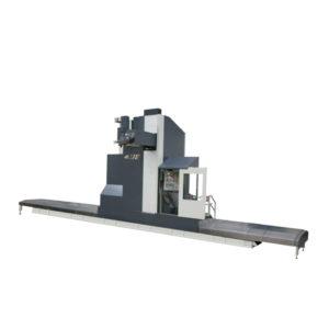 MTE FBF-S CNC Bedfræser