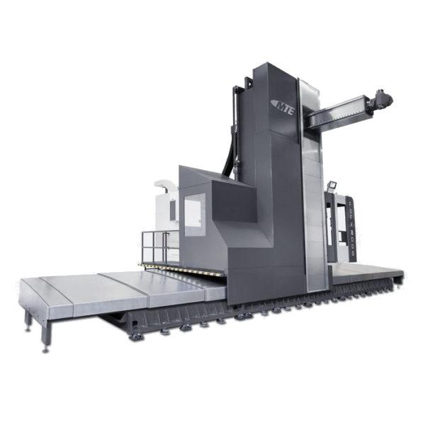 MTE FBF-X CNC Bedfræser