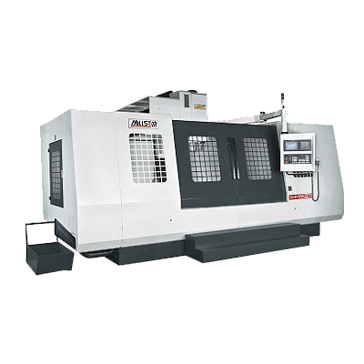 Millstar BMV-2500 CNC Bearbejdningscenter