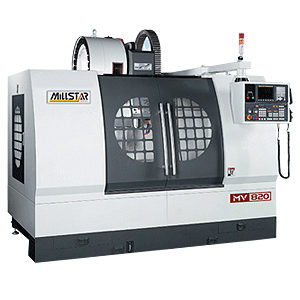 Millstar MV-820 CNC Bearbejdningscenter