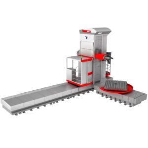 Fermat WRF 160 CNC Boreværk