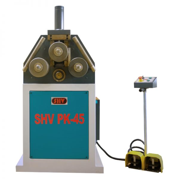 SHV PK 45 Profiljernsvalser