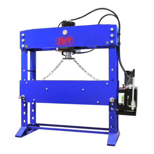 SHV 160 Ton MH-MC-2 D1500 Hydraulisk Værkstedspresser
