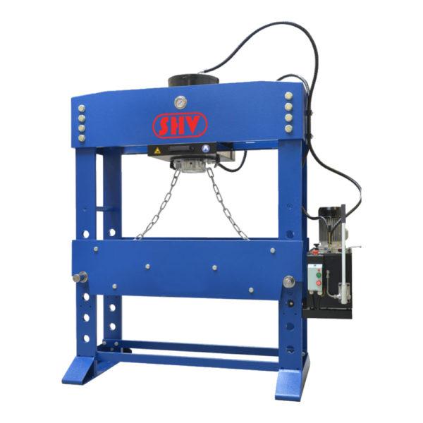 SHV 200 Ton MH-MC-2 D1300 Hydraulisk Værkstedspresser