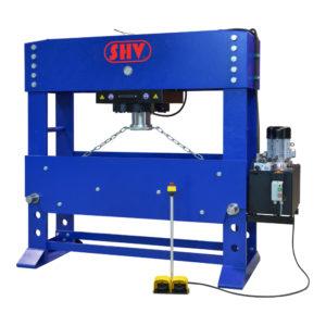 SHV 300 Ton MH-MC-2 D1750 Hydraulisk Værkstedspresser