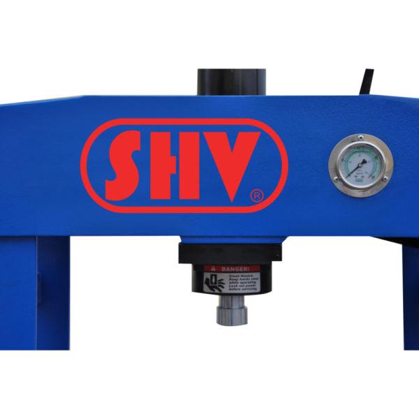 SHV - 50 Ton HF-2 SHV 50 Ton HF 2 8 SHVDK
