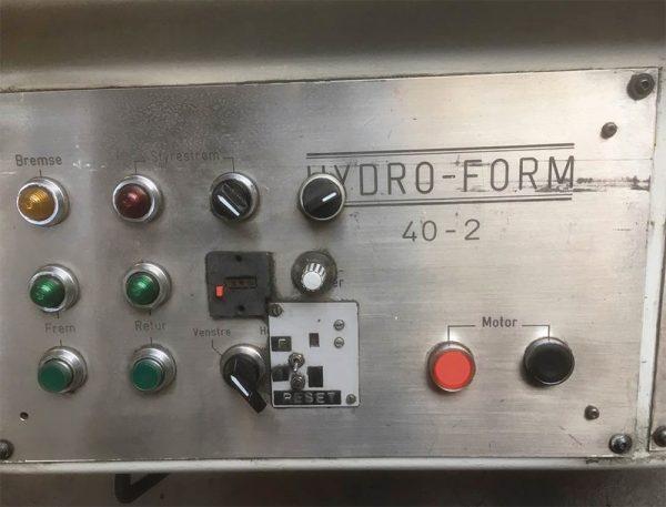 HYDRO FORM - hydraulisk rørbukkemaskine 4 rorbukker.shvdk