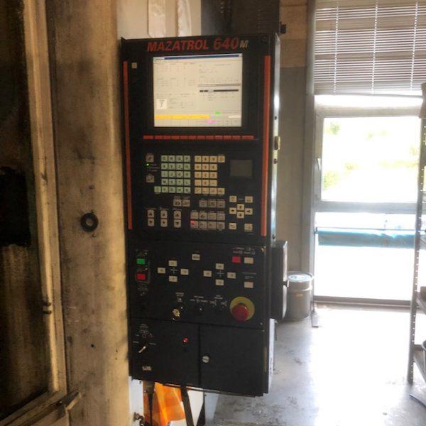 MAZAK FH 6800 horisontal maskineringscenter 5 2