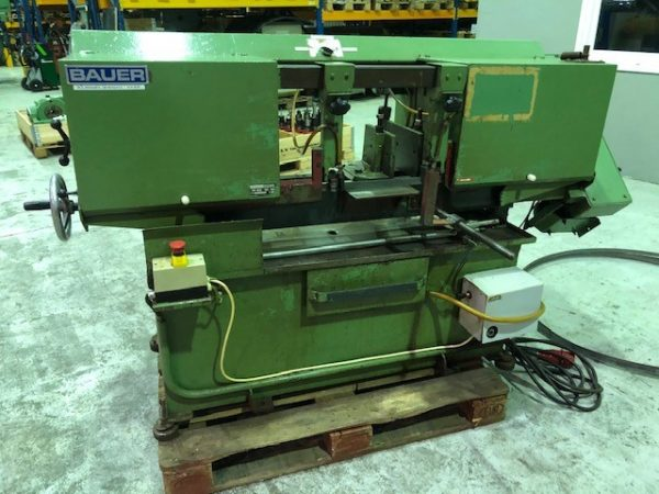 BAUER S260 Band Saw Bauer S 260