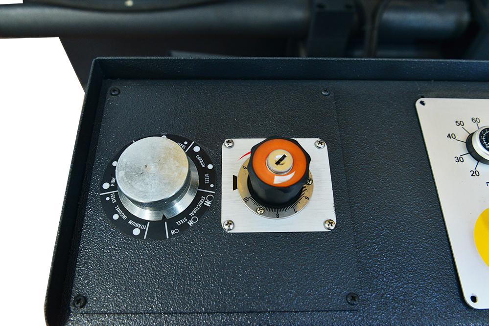 Beka Mak BMSY 360 C 17 Pressure Adjustment SHVDK