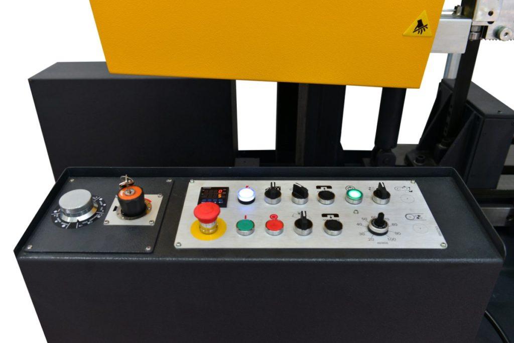 Beka Mak BMSY 360 C 25 Control Panel SHVDK