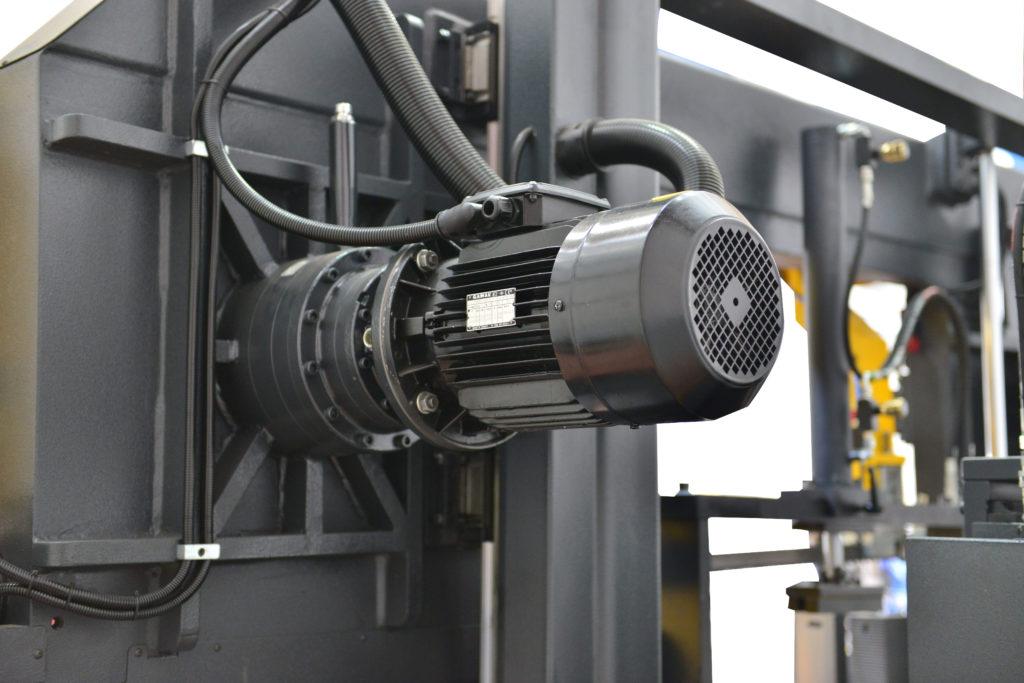 Beka Mak BMSY 360 C 26 Heavy Duty Gearbox SHVDK