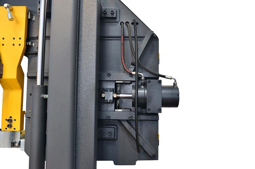 Beka Mak BMSY 360 C 8 Hydraulic Blade Tension SHVDK