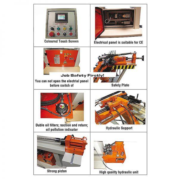 CMH 42 (NC) fuld-hydraulisk CMH 42 gearbox system 2