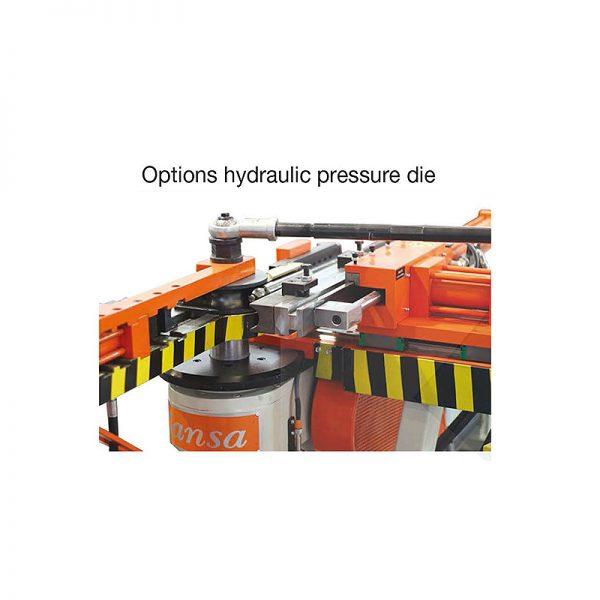 CMH 42 (NC) fuld-hydraulisk CMH 42 gearbox system 3