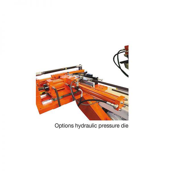 CMH 51 (NC) fuld-hydraulisk CMH 51 gearbox system 3