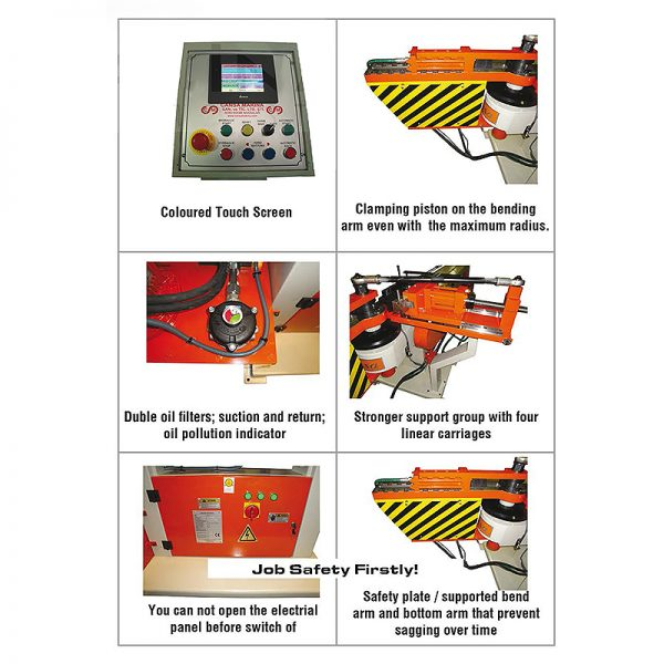 CMH 76 (NC) CMH 76 gearbox system 2