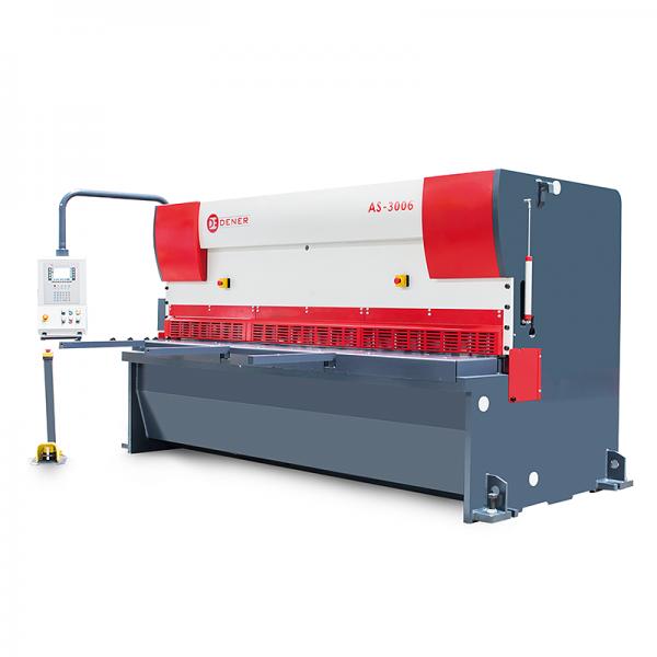 AS Series CNC Guillotine Shear DENER AS Series 1 2