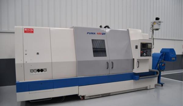 CNC drejebænk DOOSAN PUMA 400 LM B DOOSAN PUMA 400 LM B