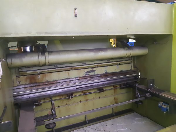 EURA-PRESS Hydraulic Press Brake EURA press 1