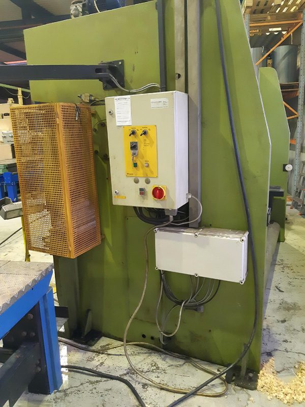 EURA-PRESS Hydraulic Press Brake EURA press 2