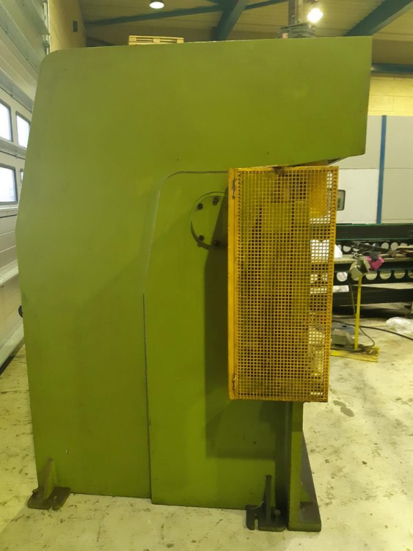 EURA-PRESS Hydraulic Press Brake EURA press 3