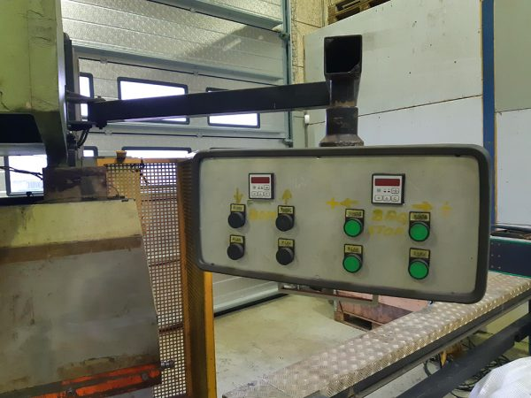 EURA-PRESS Hydraulic Press Brake EURA press 4
