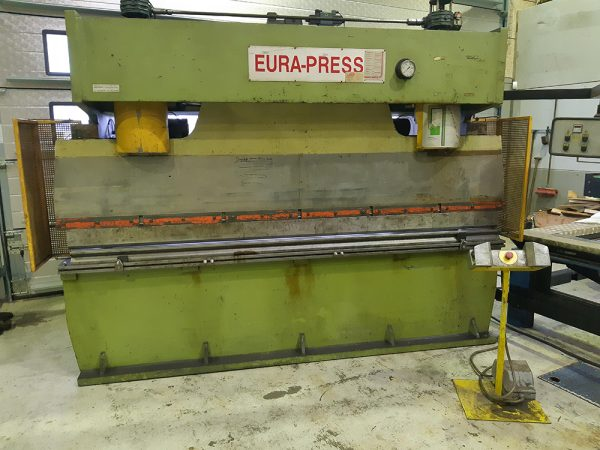 EURA-PRESS Hydraulic Press Brake EURA press 5