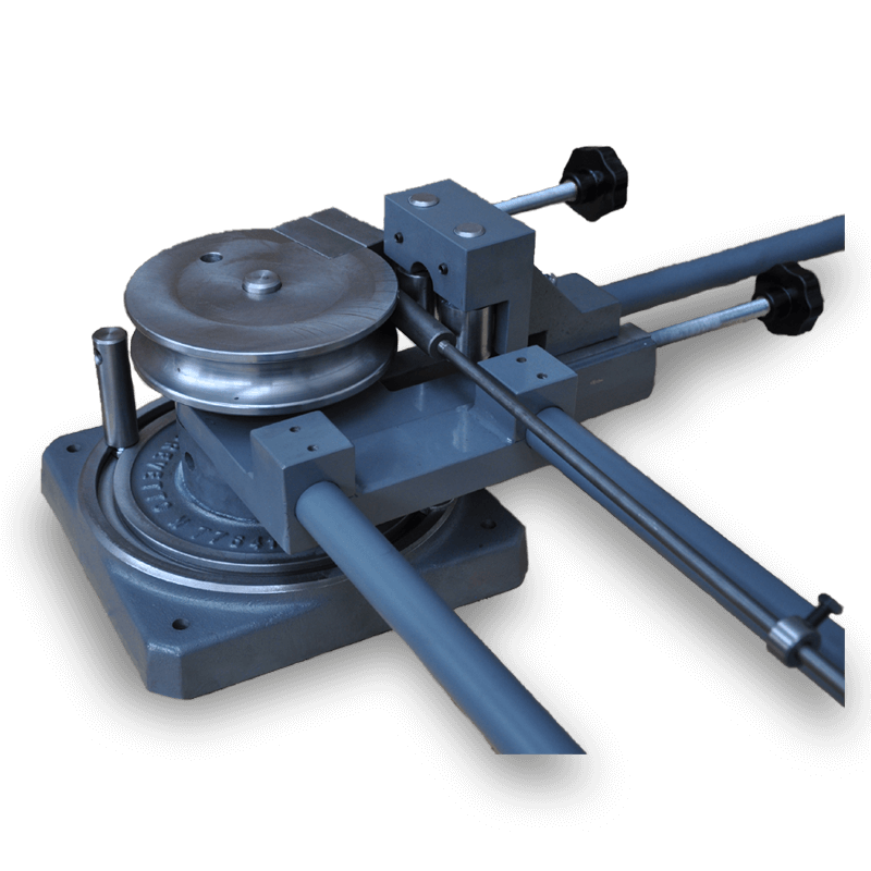 EUREKA ET Tube Pipe Bender with or without mandrel