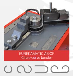 Memoli Eurekamatic Universal Radialbukkemaskine EUREKAMATIC AB CF tools