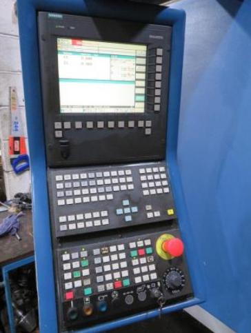 CNC Drejebænk GEMINIS GHT5 G2 1000 x 3000 GEM 4