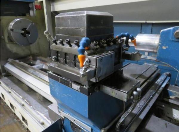 CNC Drejebænk GEMINIS GHT5 G2 1000 x 3000 GEM 6