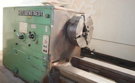 HEYLIGENSTAEDT drejebænk Da 560 x 7500 H