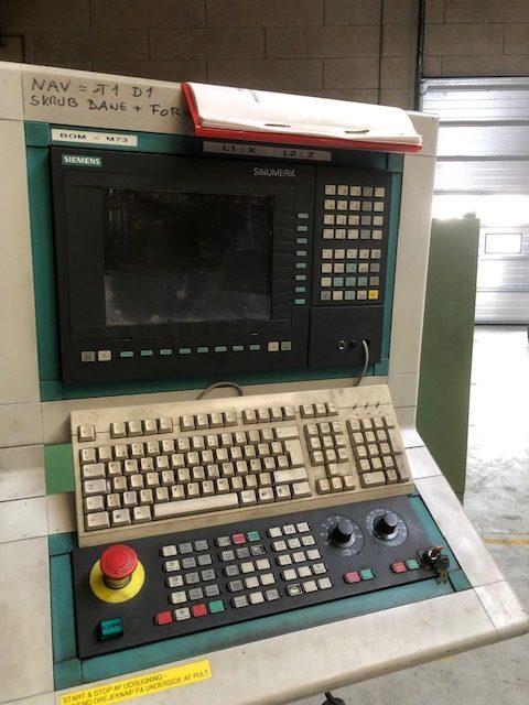 SEDIN - 1A 512 MF3 CNC Karruseldrejebænk SEDIN 3 e1572863947642