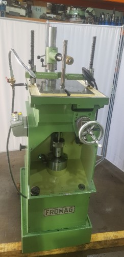 FROMAG VARI 22/200 Broaching Machine SHV 1 14