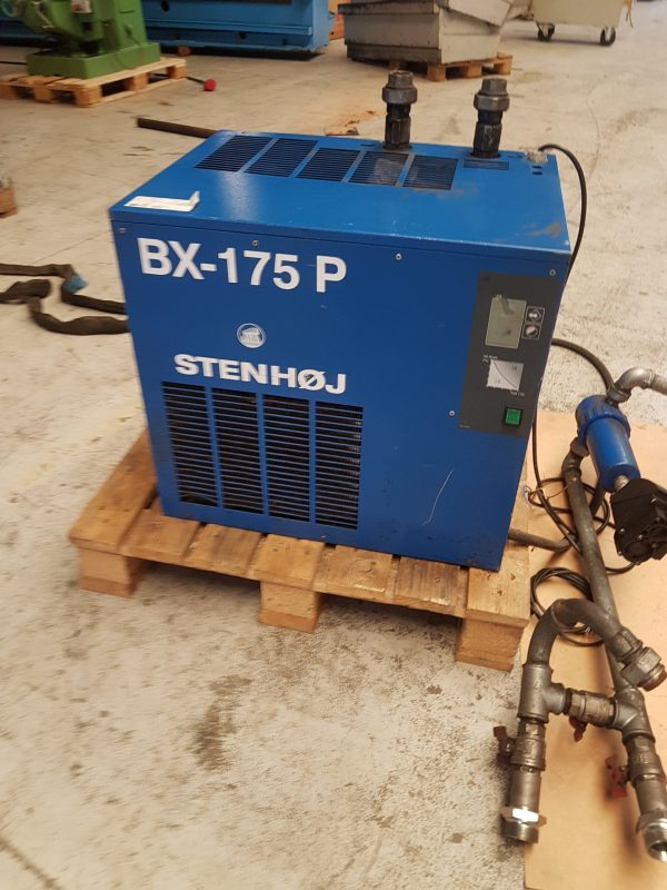 Stenhøj BX 175P Refrigerated Air Dryer SHV 1 3 scaled 1