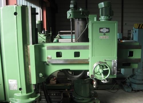 MAS VO63 Radial Drilling Machine SHV 1 4 3