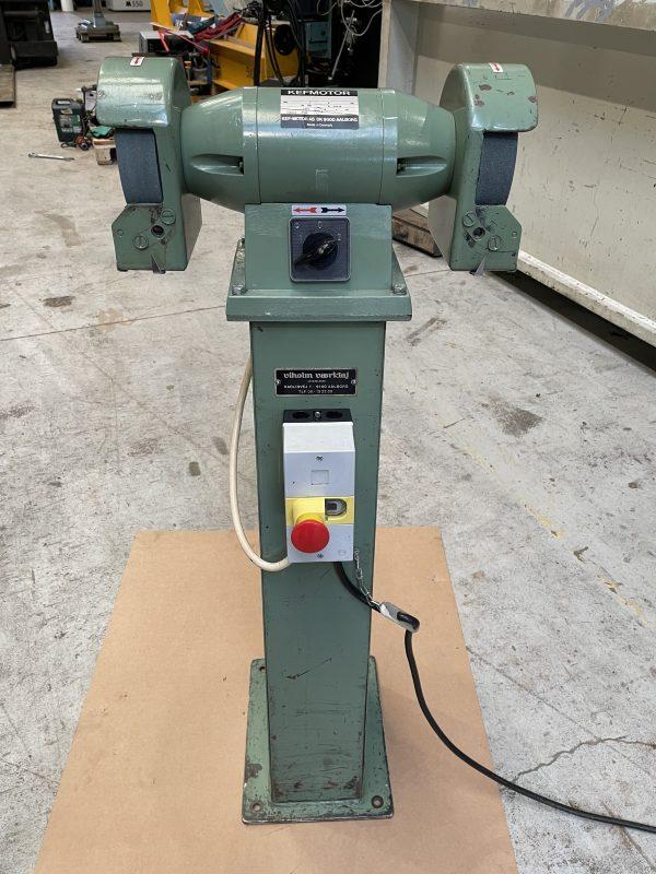 Brugt KEF værktøjsslibemaskine SHV 1 5 rotated 3 scaled